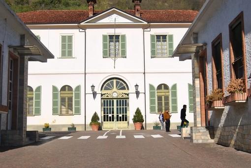 Lo stabilimento ex Cinzano a Santa Vittoria d'Alba