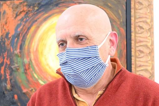 Il direttore generale dell'Asl Massimo Veglio (Ph Barbara Guazzone)