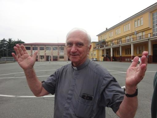 Bra, 60 anni di sacerdozio per il prete salesiano don Sebastiano Bergerone