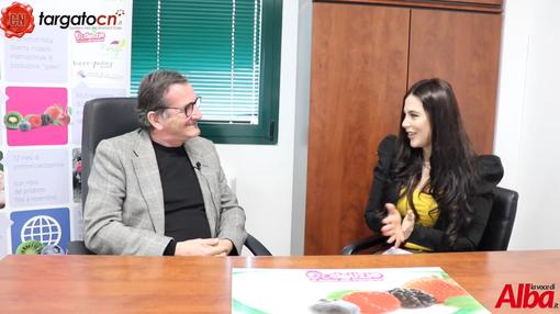 Alla scoperta della Ortofruit Italia con il presidente Domenico Paschetta (video)