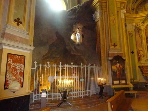 Santa Maria degli Angeli: anche Bra ha la sua piccola Lourdes