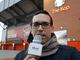 Enrico Fonte, ad Anfield per il match tra vecchie glorie di Liverpool e Milan