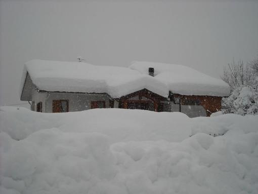 Mercoledì arriva la neve: sulle Marittime attesi accumuli tra i 30 e i 50 centimetri