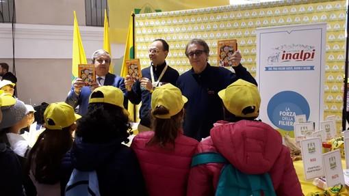 Inalpi, Coldiretti Piemonte e Gruppo Spaggiari insieme per la scuola