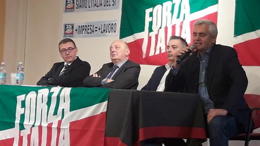 Forza Italia chiede a Lega e Fratelli d'Italia un coordinamento provinciale permanente del centrodestra