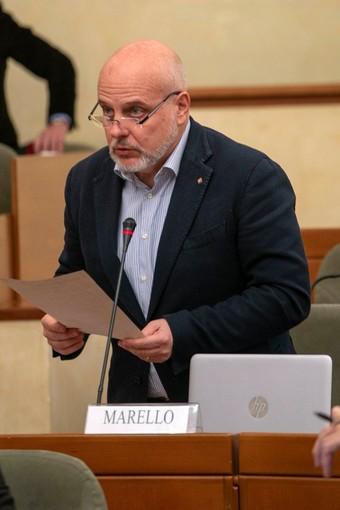 Maurizio Marello, ex sindaco albese, dal maggio scorso consigliere regionale del Partito Democratico