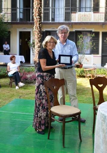 """Premio letterario """"Il Meleto di Guido Gozzano"""", Franca Benedusi vince con il racconto """"Quel silenzio che sembra un canto"""""""