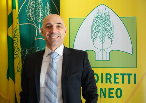 Fabiano Porcu, Direttore di Coldiretti Cuneo
