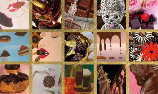 Quando il cioccolato ispira l'arte, una mostra in Fondazione Ferrero ad Alba