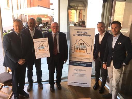 La presentazione della campagna 2019 della Fondazione Nuovo Ospedale