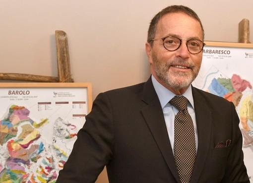 Ferruccio Ribezzo, presidente del Consorzio Langhe Monferrato e Roero