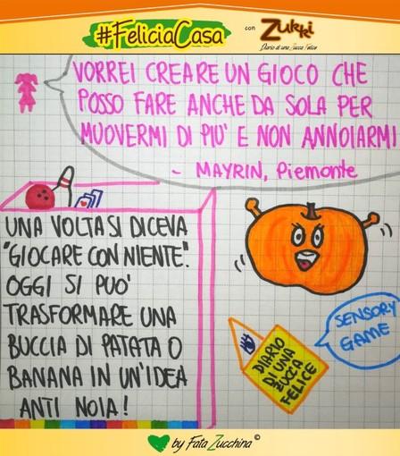 """FavoleaCasa: Fata Zucchina legge e commenta """"20 Euro"""" - racconto per l'anima"""