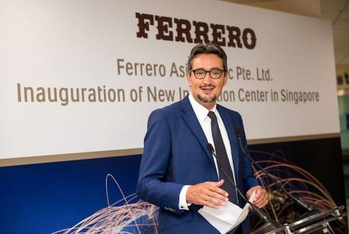 Giovanni Ferrero, alla guida della multinazionale dolciaria albese