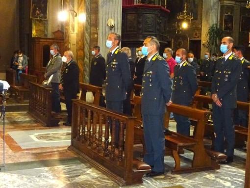 La Guardia di Finanza ha celebrato il patrono San Matteo: messa in Cattedrale a Cuneo