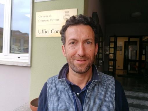 Il sindaco di Grinzane Cavour Gianfranco Garau