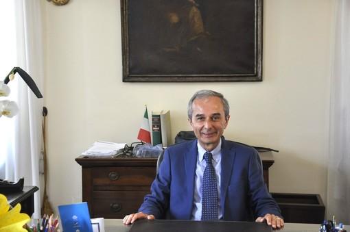 Gianni Fogliato, dal maggio scorso alla guida dell'Amministrazione braidese