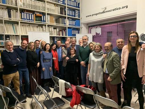 Primo incontro a Torino dei coordinatori provinciali piemontesi di Italia Viva