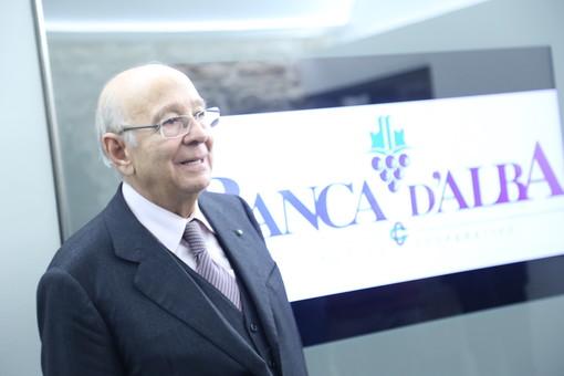 Il presidente della BCC di Roma, Francesco Liberati