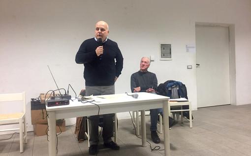Il sindaco Marello illustra i progetti previsti per il quartiere