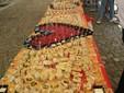 Grande partecipazione all'evento gastronomico promosso dalla Pro loco