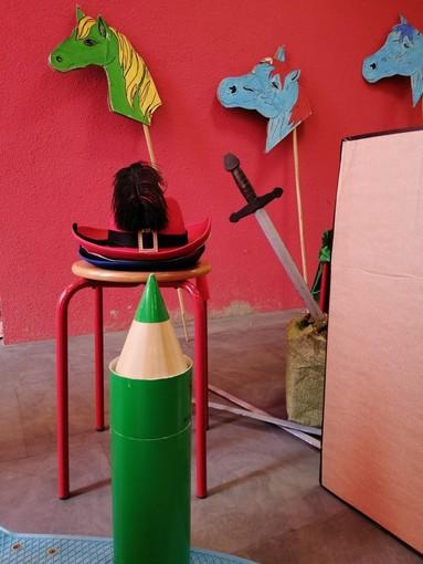 """Partito il progetto """"Non mi arrendo – Letture in cortile"""" a cura della Biblioteca Civica Ferrero di Alba"""