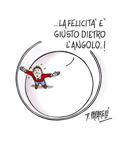 vignetta di Danilo Paparelli
