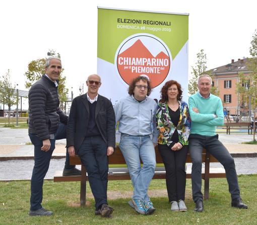 """Elezioni regionali: ecco la lista cuneese """"Chiamparino per il Piemonte del Sì"""""""