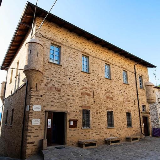 Palazzo Marchesi Scarampi di Levice, sede dell'Ordine dei Cavalieri delle Langhe