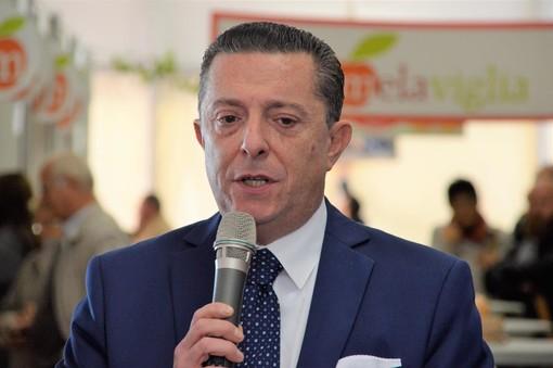 Il presidente Luca Chiapella
