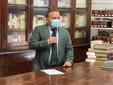 Il preside del Liceo Govone Roberto Buongarzone