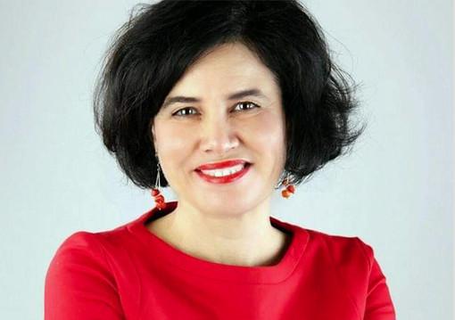Marta Giovanni, nel maggio scorso eletta a sindaco di Verduno