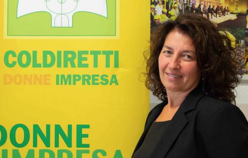 Monia Rullo è attualmente responsabile provinciale del movimento Donne impresa di Coldiretti Cuneo
