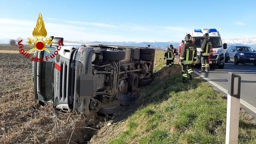 L'incidente a Moretta