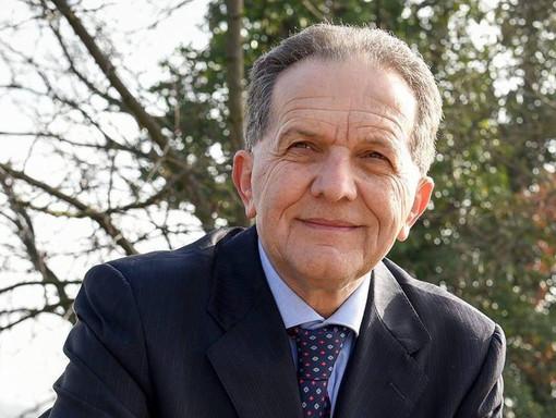 Marco Perosino, senatore di Forza Italia e sindaco di Priocca