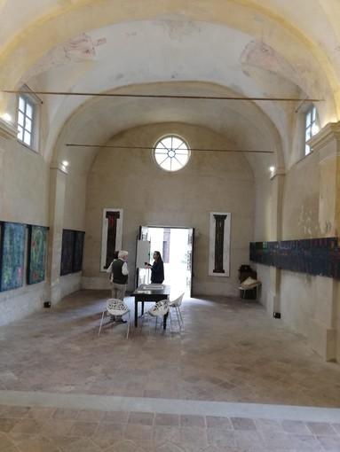Magliano Alfieri, l'arte di Gaetano L'Abbate nella chiesa dei Battuti Rossi