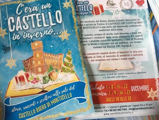 A Monticello d'Alba scopri la magia del Natale in un castello da favola