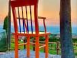 La sedia di Samuele Vaira