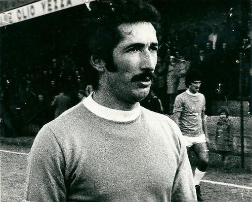 Un'immagine di Gorrino da giocatore (Foto Agnelli, Alba)