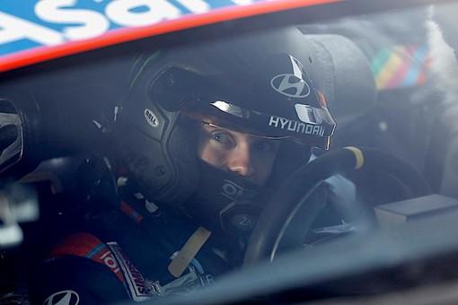 """Rally Alba """"Plus"""":  Hyundai Motorsport raddoppia con Oliver Solberg"""