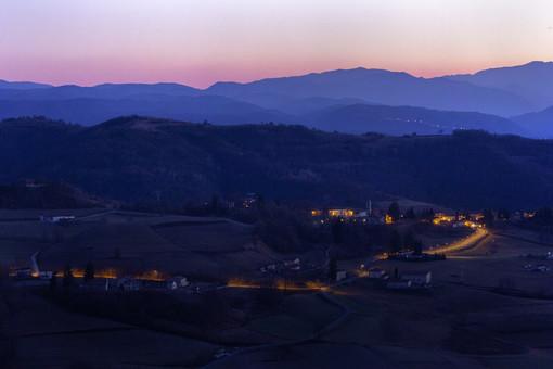 Paroldo fotografata nell'ora blu da Guido Fornaro