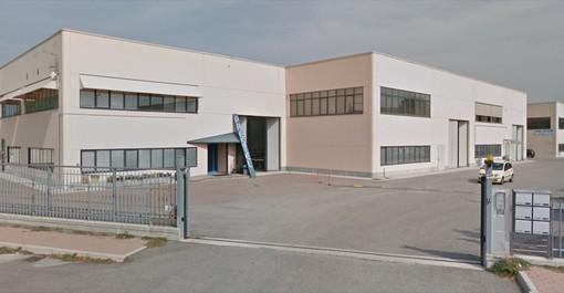 La sede dell'azienda, in località Batasiolo a La Morra