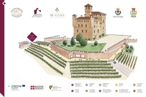 Grinzane, il vigneto protagonista di un nuovo spazio museale nel maniero simbolo Unesco