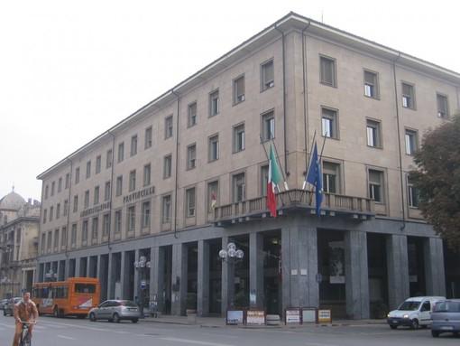 Il palazzo della Provincia di Cuneo