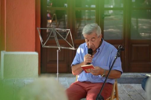 Romano Vola, atteso a Gorzegno mercoledì 21 luglio