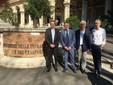 L'incontro avvenuto a Roma a luglio 2019 al ministero delle Infrastrutture e Trasporti