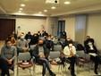 Gli assessori Marco Marcarino ed Emanuele Bolla, insieme al funzionario Aca Marco Scuderi