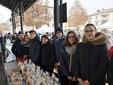 Gli studenti del Comprensivo Pavese hanno realizzato e venduto i celebri biscotti Cesarini