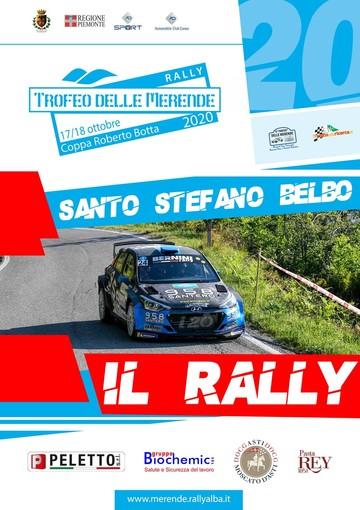 Rally, Trofeo delle Merende 2020 a Santo Stefano Belbo: disposta l'assenza di pubblico