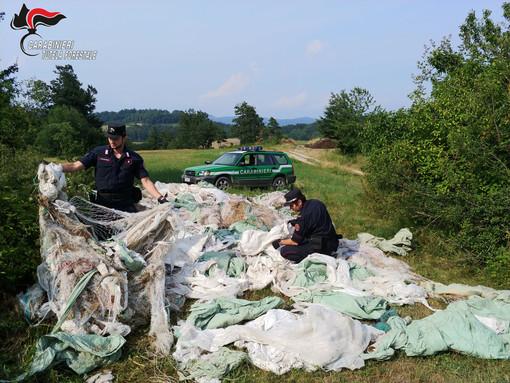 Reati ambientali in aumento in Granda: 233 sanzioni nel 2019, per oltre 3milioni di euro