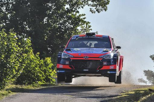 Rally di Alba: vittoria per Rossetti (Hyundai)